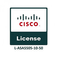 ASA 5505 10-to-50 User Upgrade License