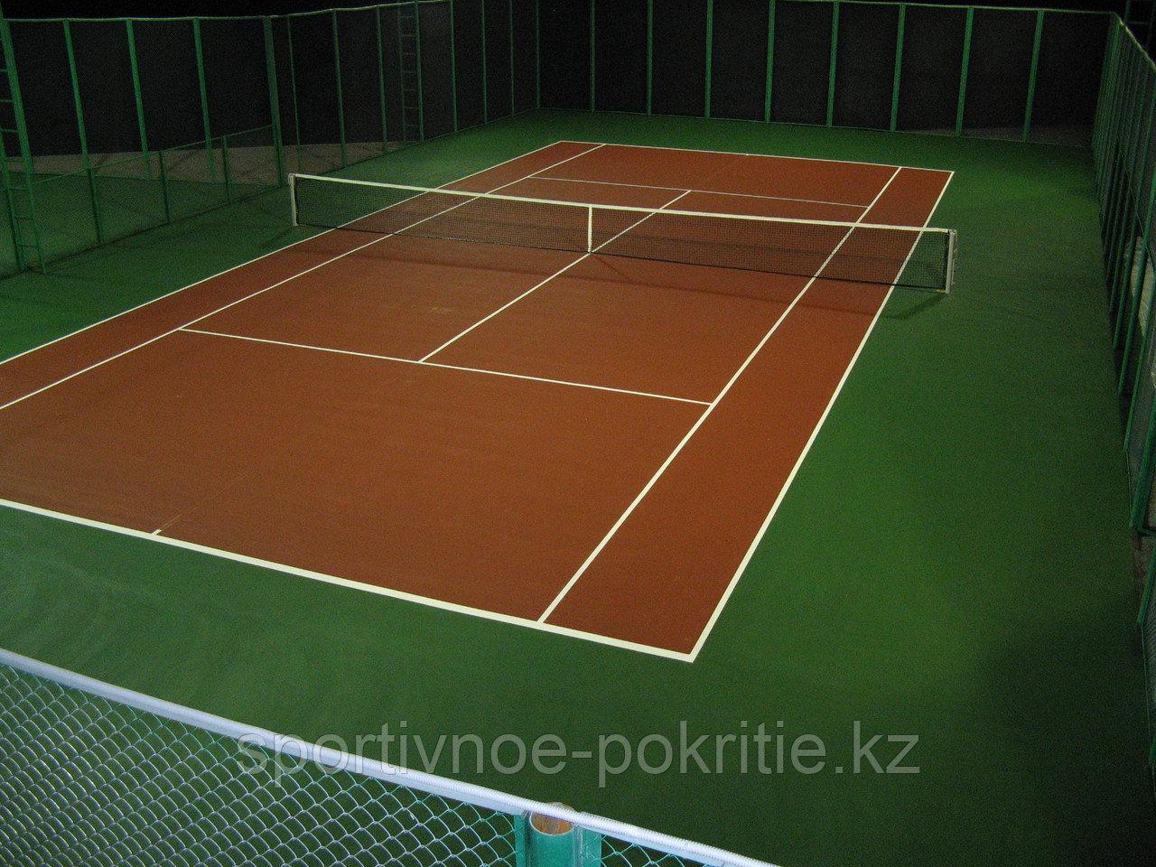 Теннисный Корт AC Play