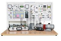 Электротехника и основы электроники. Исполнение стендовое ручное минимодульное, 2 моноблока.ЭТиОЭ-М2-СРМ