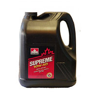 Моторное масло Petro-Canada Supreme 10w40 4 литра