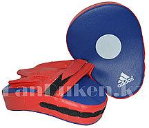 Лапы для бокса Adidas сине-красные