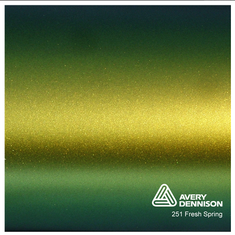 Автовинил Avery Dennison | Fresh Spring - ColorFlow™, фото 2