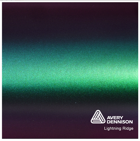 Автовинил Avery Dennison |  Lightning Ridge - ColorFlow™, фото 2