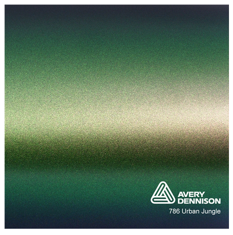 Автовинил Avery Dennison    Urban Jungle - ColorFlow™, фото 2