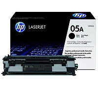 HP CE505A Black Print Cartridge for LaserJet P2035/P2055, up to 2300 pages. ;
