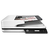 HP L2741A HP ScanJet Pro 3500 f1 Flatbed Scanner (A4) , 1200 dpi, 24 bit, 25 ppm, ADF, scan duplex, Duty 3000 p/day, USB 3.0, USB cable;