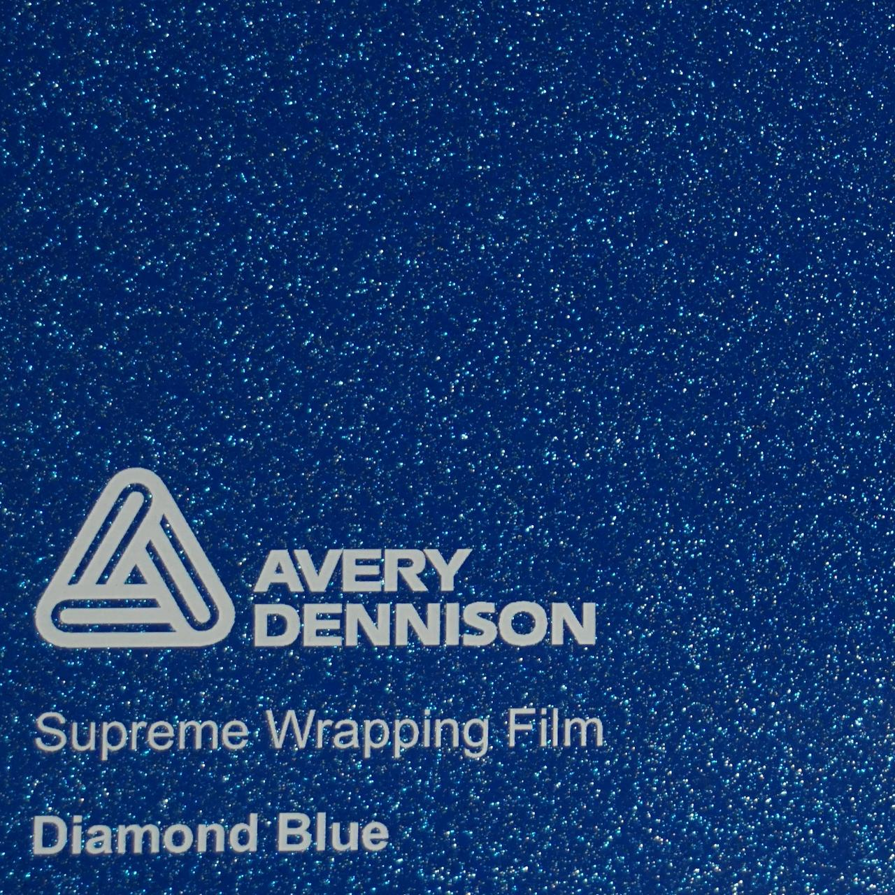 Автовинил Avery Dennison | DIAMOND BLUE