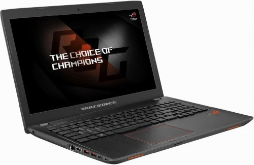 Notebook ASUS ROG GL553VD-FY079T/ Intel Core i7-7700HQ / 15,6 FHD/ 8GB ram/ 1TB HDD/ NVIDIA GeForce GTX 1050 4 - ТОО «Next IT Kazakhstan» в Алматы