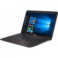 Notebook ASUS X756UX-T4237T/ Intel Core i7-7500U/ 17.3 FHD/ 8GB ram/ 1TB HDD/ NVIDIA GeForce GTX 950M 4 GB/ DV