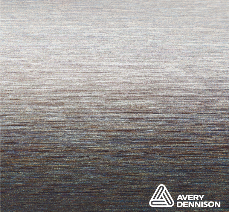 Автовинил Avery Dennison | Brushed Titanium