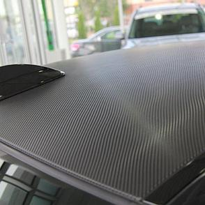 Автовинил Avery Dennison | Carbon Fiber Black, фото 2