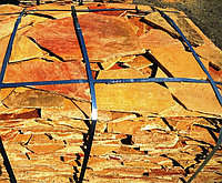Плитняк  Златолит золотистый  от 1,5 - 4,0 см