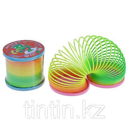 Пружинка радуга Mini 5 см, фото 2