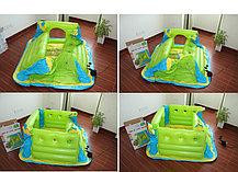 """Детский надувной игровой центр """"Замок"""" Intex 48257 доставка в Алматы, фото 2"""