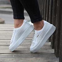 Puma by Rihanna white