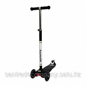 Самокат Scooter OK Plus (Black)