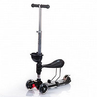 Самокат Scooter OK Tolocar (Black)