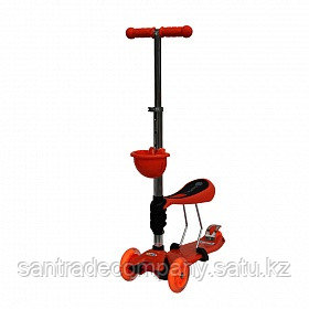 Самокат Scooter OK Tolocar (Orange)
