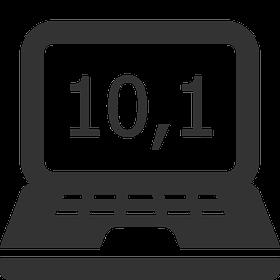 Матрицы для ноутбуков 10,1