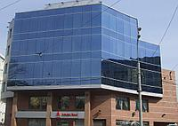 Стеклянные фасады, фото 1