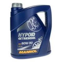 Трансмиссионное масло MANNOL Hypoid GL-5/GL-4 LS 80W90 4 литра