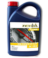 TEX-OIL 10W-40 API SL/CF PLATINUM -  4 литра