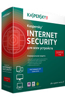 Kaspersky Internet Security Multi-Device (BOX) База 2ПК/1 год