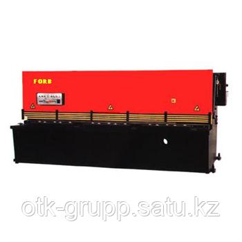 Ножницы гильотинные гидравлические с ЧПУ FORB-К 12х2500, YangLi (Китай)