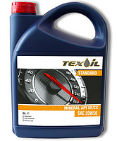 TEX-OIL 20W-50 API SF/СС Gold - 5литров
