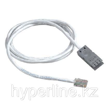 PANDUIT GPPC4IG3BY Патч-корд RJ45 - GP6, 4 пары, категория 6, 1м