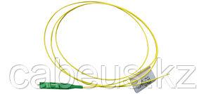 Siemon FP1B-LCUL-2.5H Пигтейл волоконно-оптический XGLO, SM (OS2), LC/UPC, simplex, LSOH (IEC 60332-3C), 2.5м, желтый