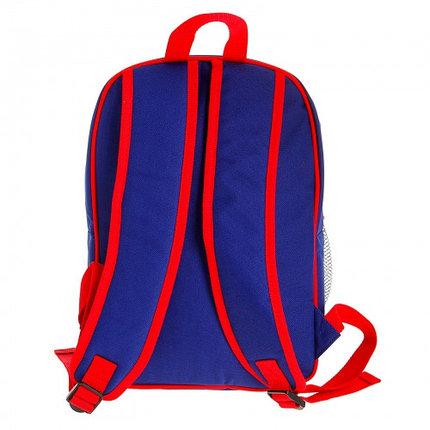 Рюкзак-холодильник с набором для пикника Lux 15, на 2 персоны, фото 2