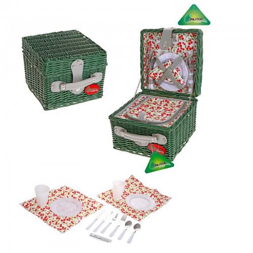Корзина-холодильник для пикника Iren на 2 персоны