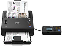 Документный сканер A4 Epson WorkForce DS-860N (Арт. B11B222401BT)