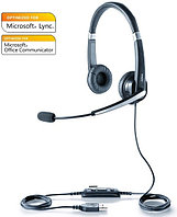 Гарнитура Jabra UC voice 550 MS Lync DUO
