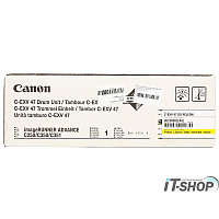 Барабан Canon/C-EXV47 YL/iR ADV C250i, 350i, 351iF Yellow/ресурс 33K