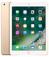 IPad, Wi-Fi + Cellular, 128Gb  Gold, фото 1