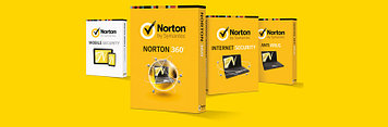 Norton Internet Security  - 1 год/3пк