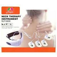 Массажер-миостимулятор для шеи Neck therapy Instrument