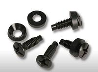 "Siemon SCREW-1224 12-24x75"" SCREW AND WASHER 100EA/BAG"