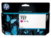 Magenta Ink Cartridge №727 for DesignJet T1500/T2500/T920, 130 ml.
