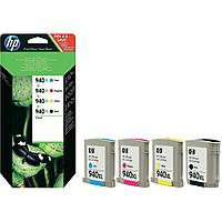 Ink Cartridge Combo Pack №940XL for Officejet Pro 8000, up to 1400 (2200) pages.