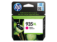 Magenta Ink Cartridge №935XL for Officejet Pro 6230/6830, up to 825 pages.