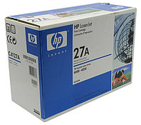 Black Print Cartridge for LaserJet 4000/4050/N/T/TN, up to 6000 pages.