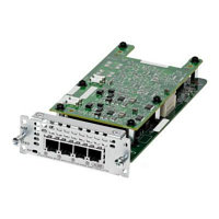 Модуль Cisco NIM-4BRI-NT/TE=
