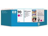 Magenta Ink Cartridge №90 for DesignJet 4500mfp/4000/4000ps/4500/4500ps, 225 ml.
