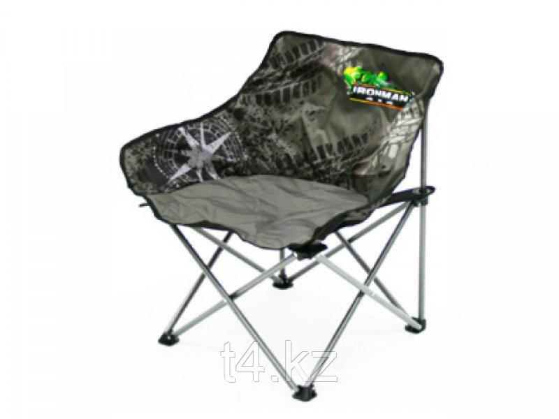 Складное туристическое компактное кресло - IRONMAN 4X4