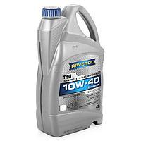 Моторное масло RAVENOL TSI 10W40  4 литра