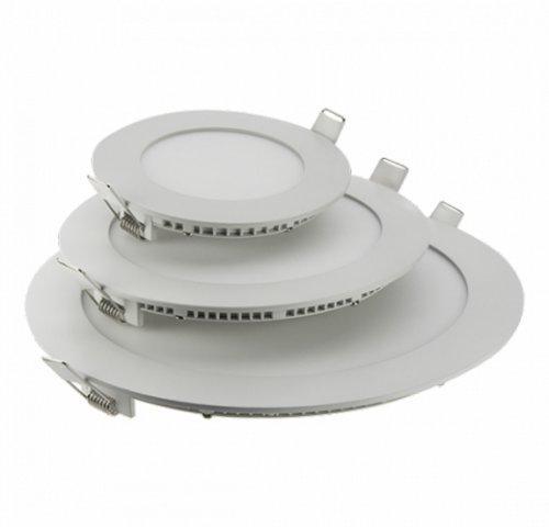 Светильник LED 18W круг встроенный