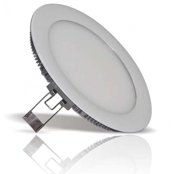 Светильник LED 9W круг встроенный